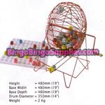 Giant Bingo Cage