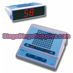 Series 6 Electronic Bingo Machine
